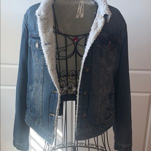 Ashley vintage charm jean jacket